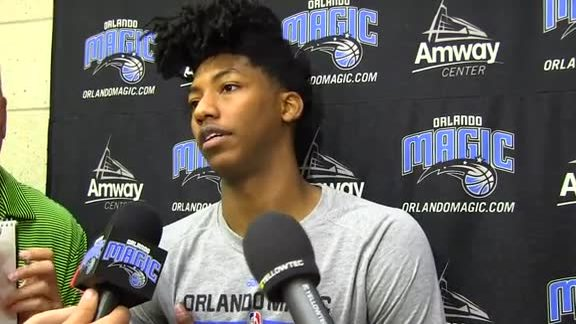 Elfrid Payton: Camp Day 2