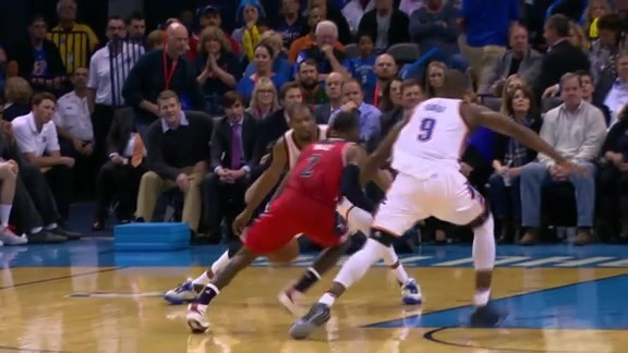 Film Room: Serge Ibaka's Defense