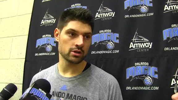 Nikola Vucevic: Camp Day 4