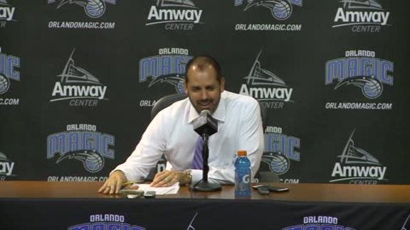 Frank Vogel: Heat Postgame Press Conference