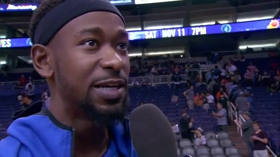 Walk-Off Interview: Terrence Ross