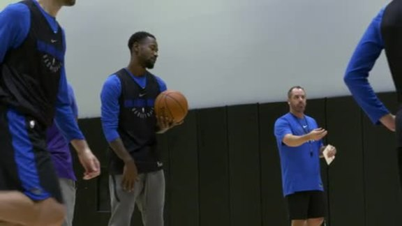 All-Access: Magic Prepare For Warriors