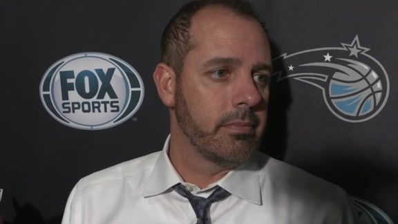 Warriors Postgame: Frank Vogel Press Conference