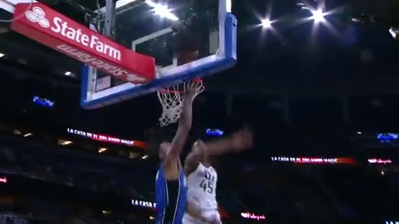 Game Highlights: Magic vs. Jazz
