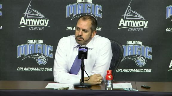 Frank Vogel: Jazz Postgame Press Conference