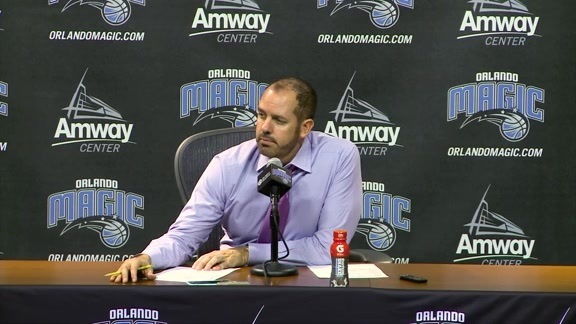 Frank Vogel: Pacers Postgame Press Conference