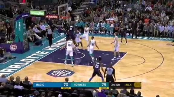 Iwundu Dishes to Biyombo