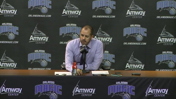 Frank Vogel: Nuggets Postgame Press Conference