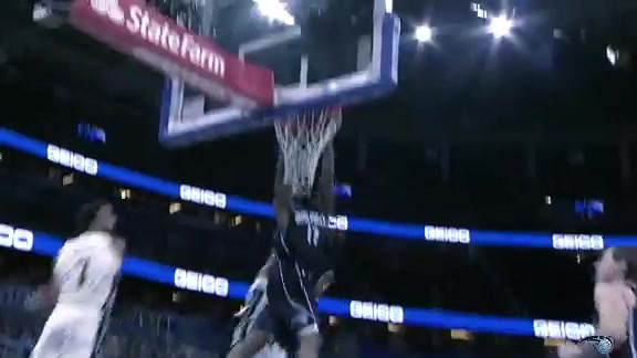 Game Highlights: Magic vs. Nuggets