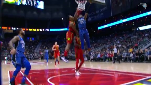 Game Highlights: Magic vs. Hawks