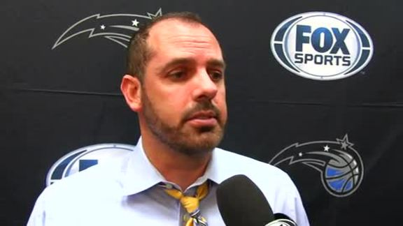 Frank Vogel: Hawks Postgame Press Conference