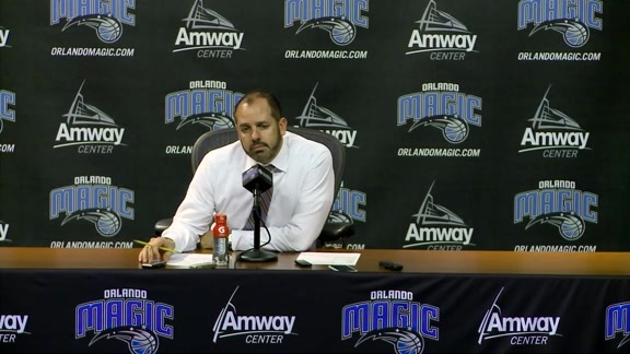 Frank Vogel: Blazers Postgame Press Conference