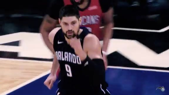Nikola Vucevic: Top Plays of 2017