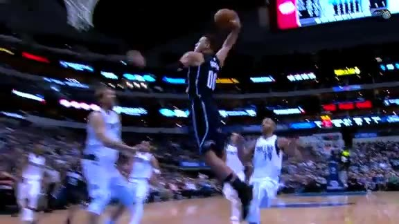 Game Highlights: Magic at Mavs