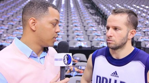 One-on-one with J.J. Barea