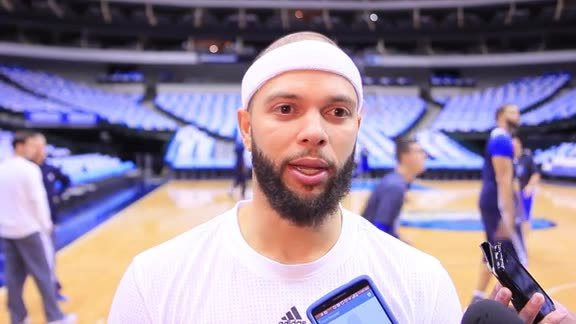 Shootaround: Deron Williams