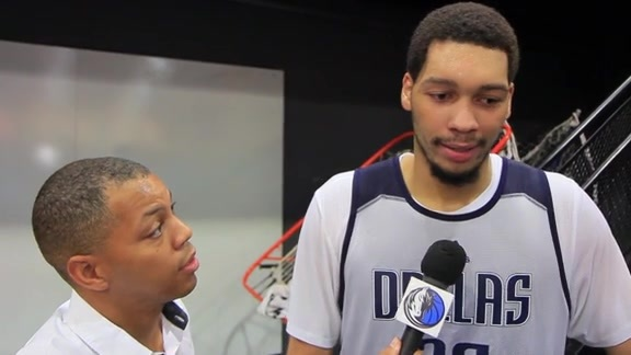 One-on-one with A.J. Hammons