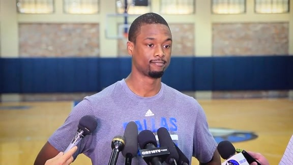 Welcome Harrison Barnes