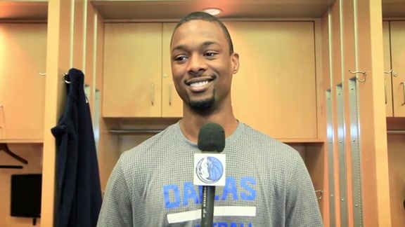 Cyber Dust Q&A with Harrison Barnes