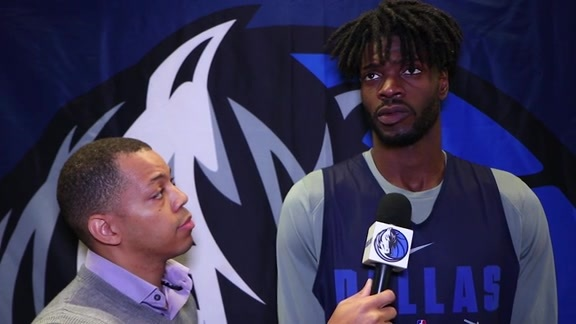 One-on-one with Nerlens Noel