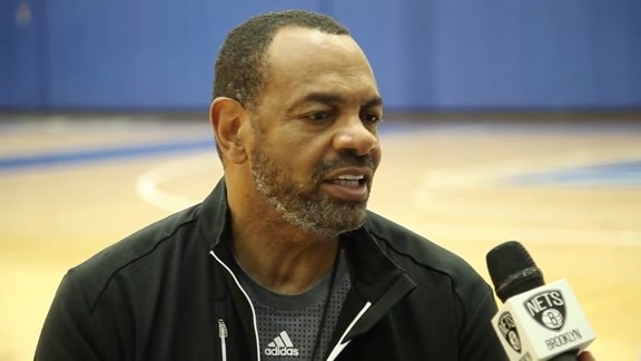 Coach Hollins Recaps Nets Training Camp
