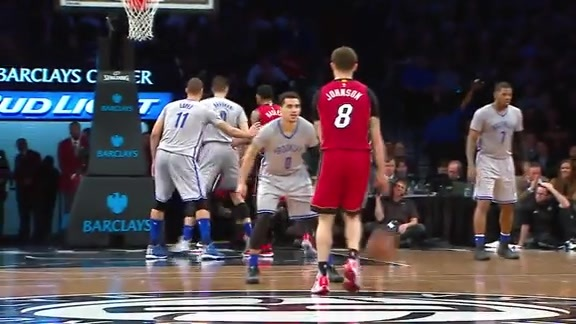 No Look to Bargnani