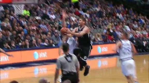 Brook Lopez Jumper