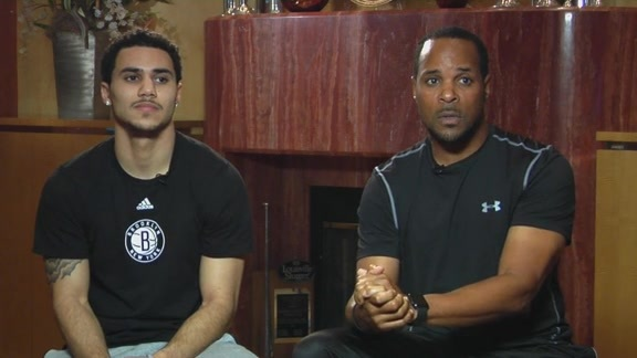 Watch: Growing Up Shane Larkin