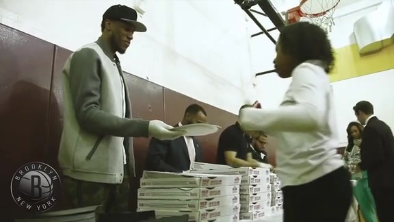 Thaddeus Young Pizza Delivery