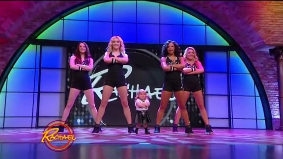Brooklynettes Surprise Audrey on The Rachael Ray Show
