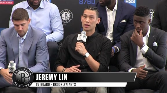 Nets Press Conference Recap