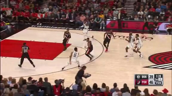 Russell Floats it in