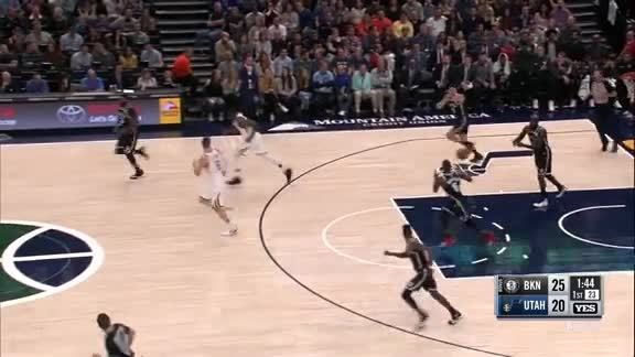 Booker with the Block