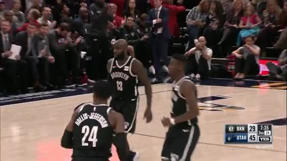 Quincy Acy Hits from Deep