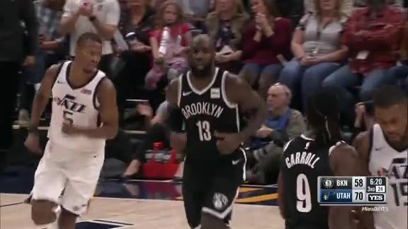 Quincy Acy Throws Down