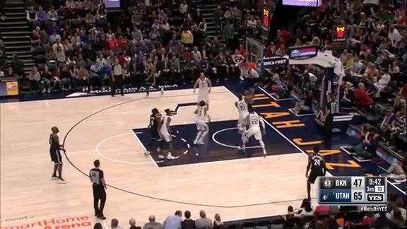 Highlights: Russell vs. Jazz