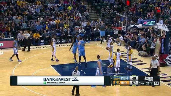 KeyBank Key Moments of the Game (Feb. 1, 2016)