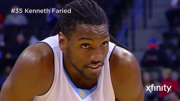 Xfinity Player Spot: Kenneth Faried
