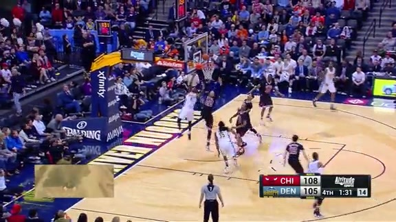 KeyBank Key Moments of the Game (Feb. 5, 2016)