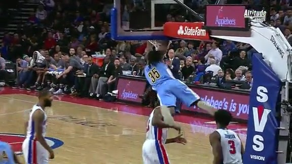 KeyBank All-Star Highlights: Mudiay Assists