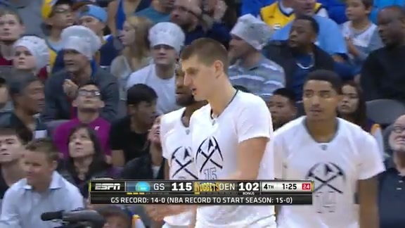 KeyBank All-Star Highlights: Nikola Jokic