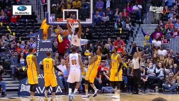MillerTime Highlights: Mudiay Slam