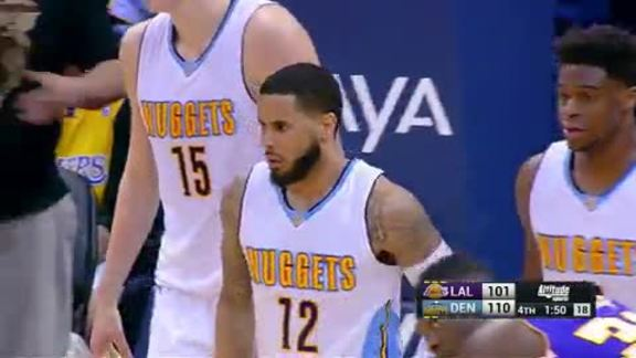 Season Highlights: D.J. Augustin