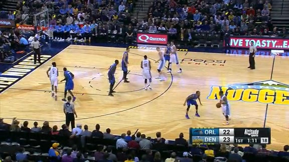 Season Highlights: Jameer Nelson