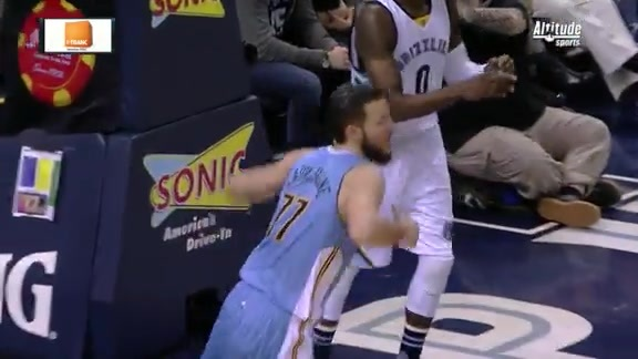 Season Highlights: Joffrey Lauvergne