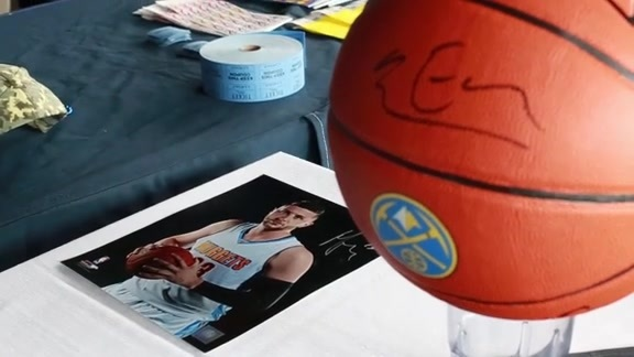 2016 Nuggets Draft Lottery Party