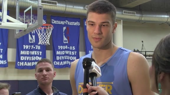 Prospect Interview: Nikola Jovanovic