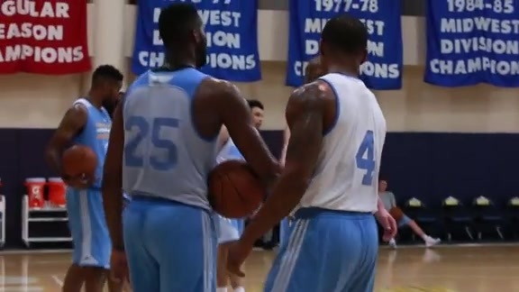 Pre-Draft Workout Highlights: May 21