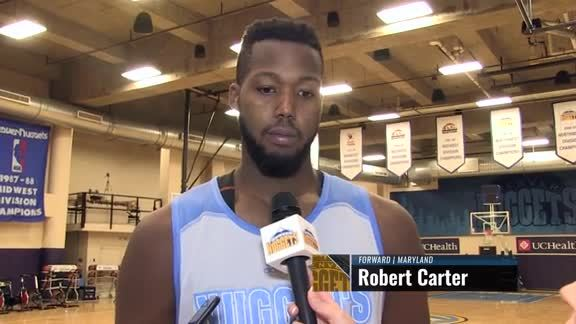 Prospect Interview: Robert Carter