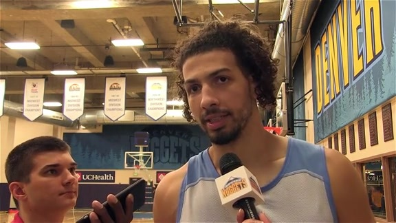 Prospect Interview: Anthony Gill